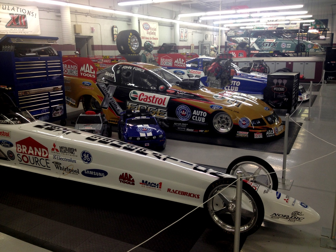 John Force Racing Museum-010