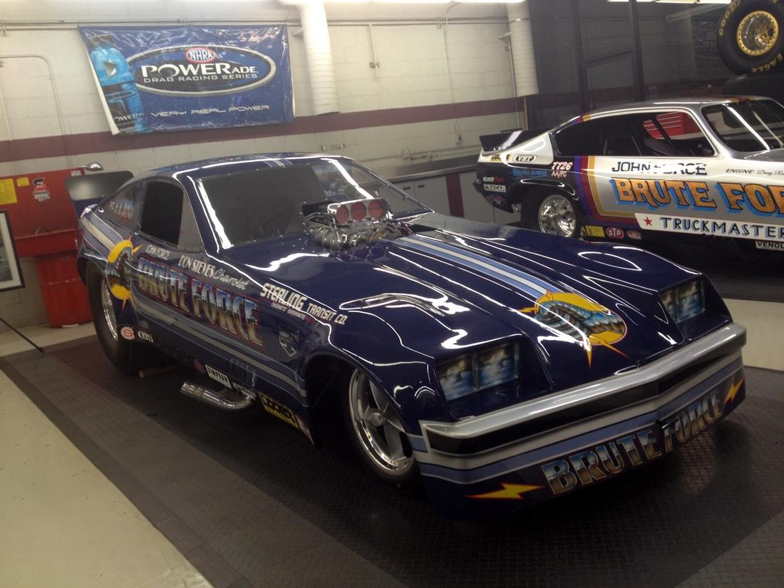 John Force Racing Museum-012