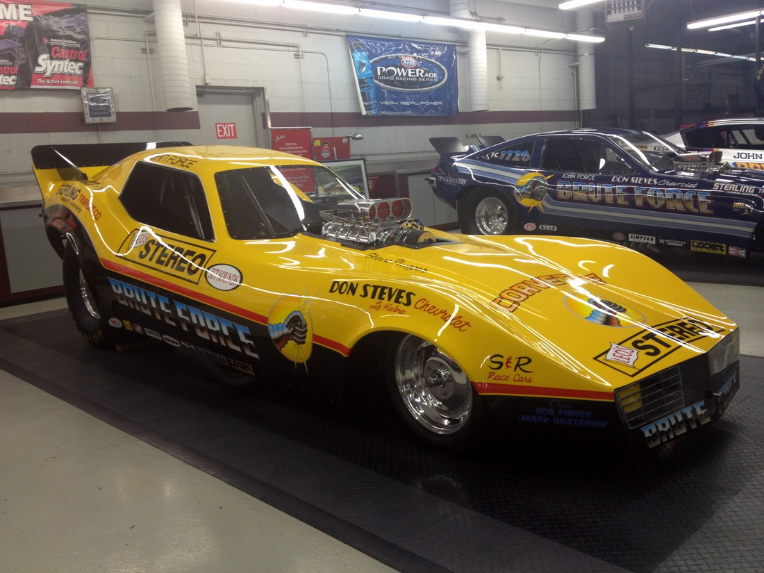 John Force Racing Museum-013