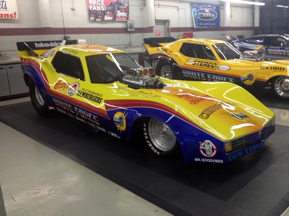 John Force Racing Museum 014 Racingjunk News