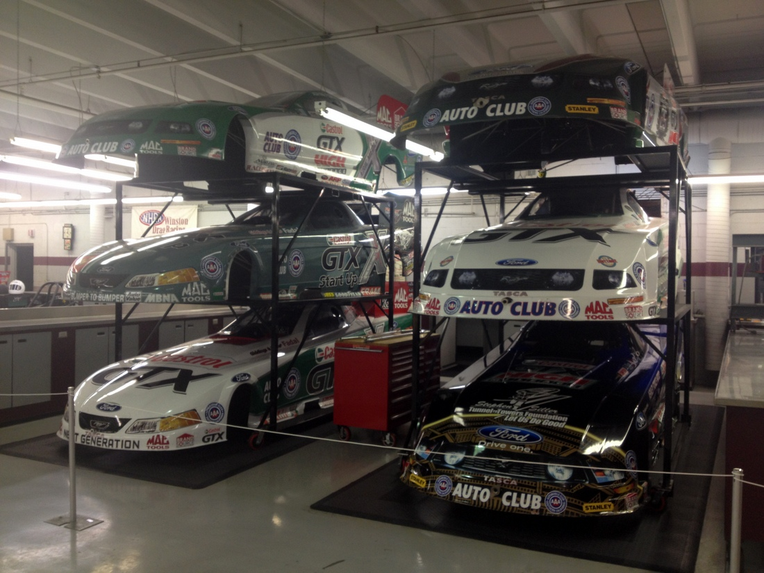 John Force Racing Museum-015