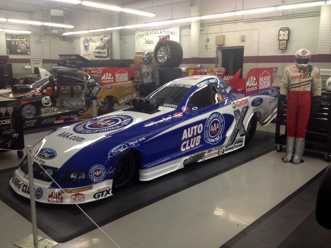 John Force Racing Museum-018