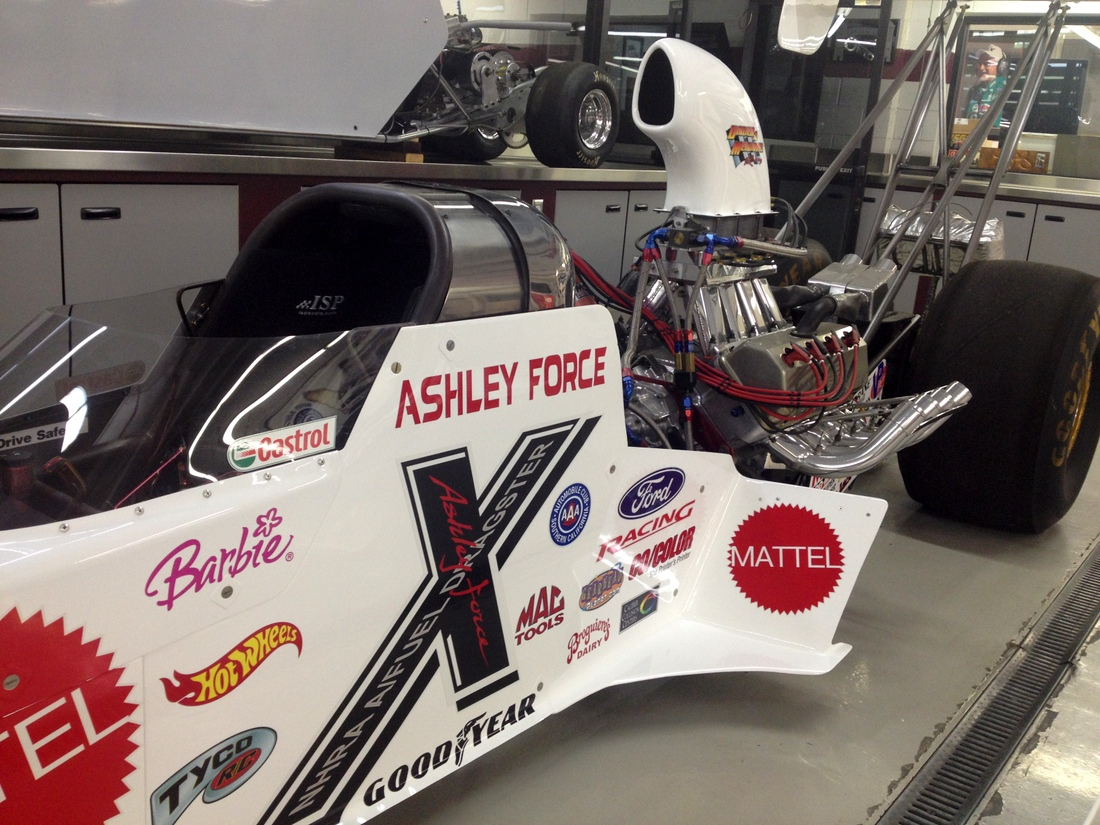 John Force Racing Museum-019