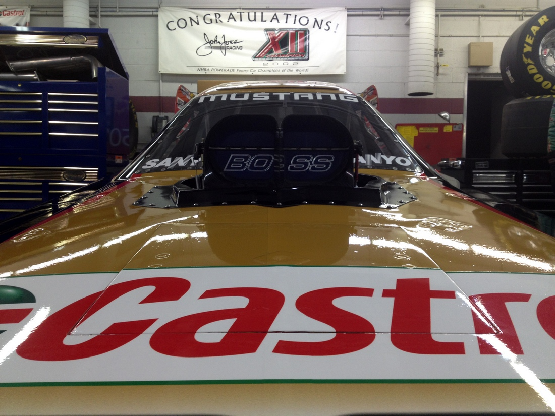 John Force Racing Museum-021