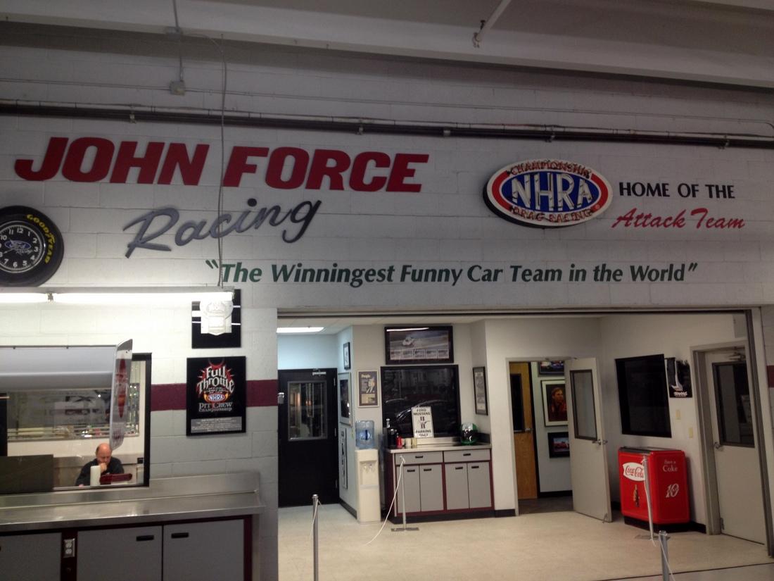 John Force Racing Museum-022