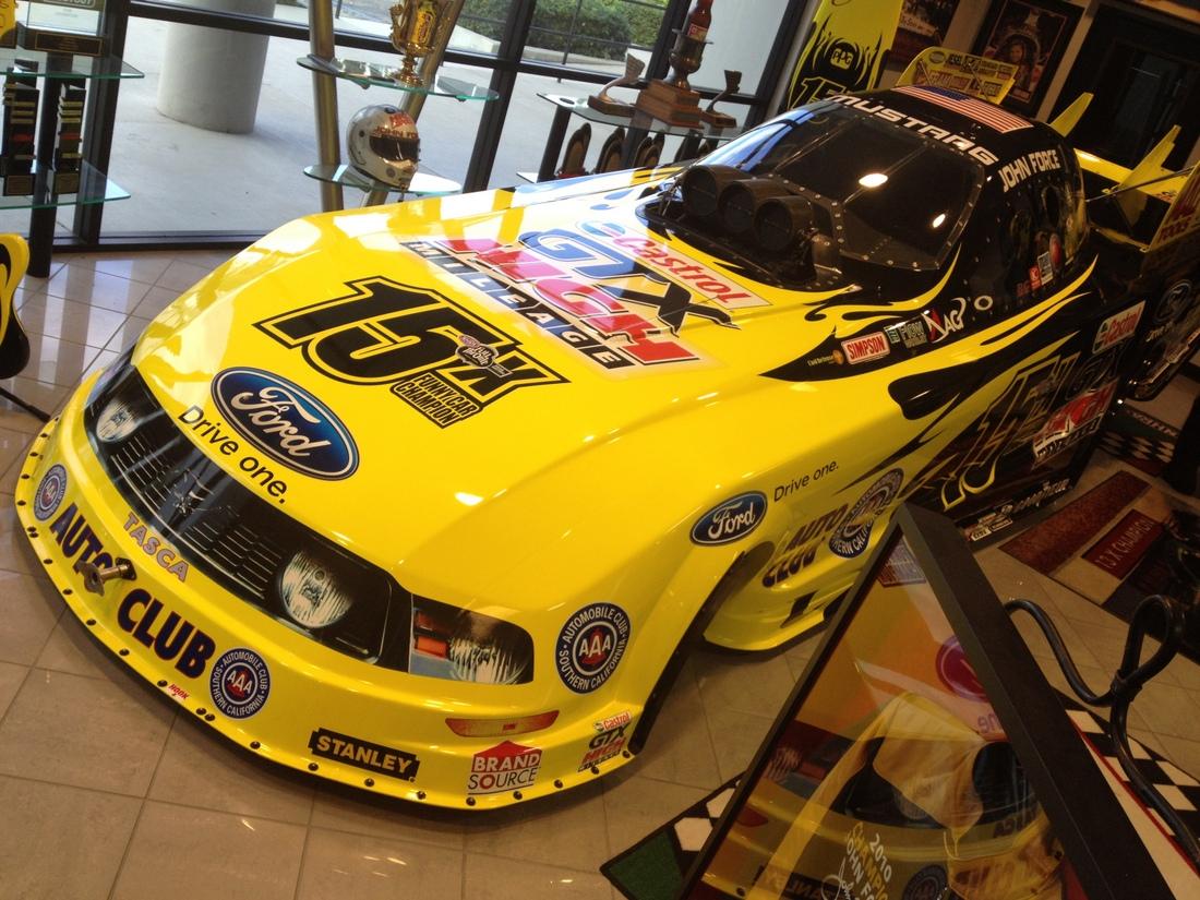 John Force Racing Museum-023