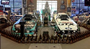 John Force Racing Museum Featured Image