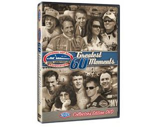 NHRA greatest moments DVD