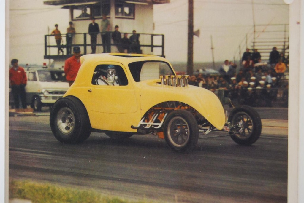 The car was an inconsistent performer in the quarter mile 50 years ago.