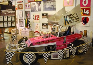 "A West Bend, Wis., tavern sponsored the ""Sweet and Sassy"" car No. 1."
