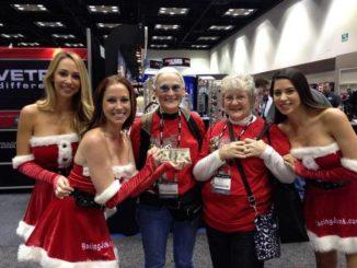 Santas Helpers and winners