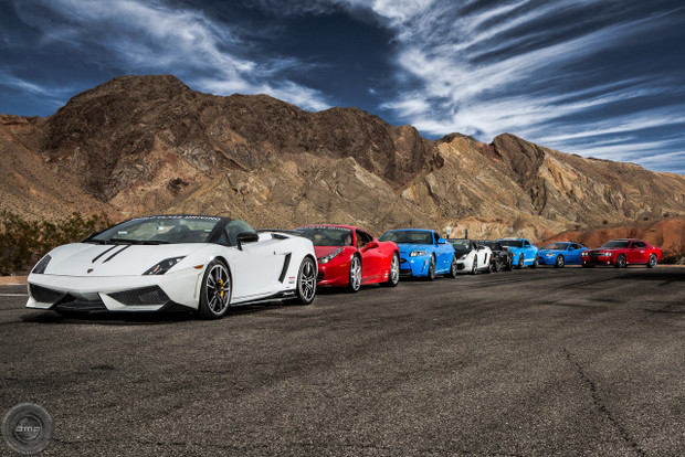 World Class Driving Exotic Experience 2