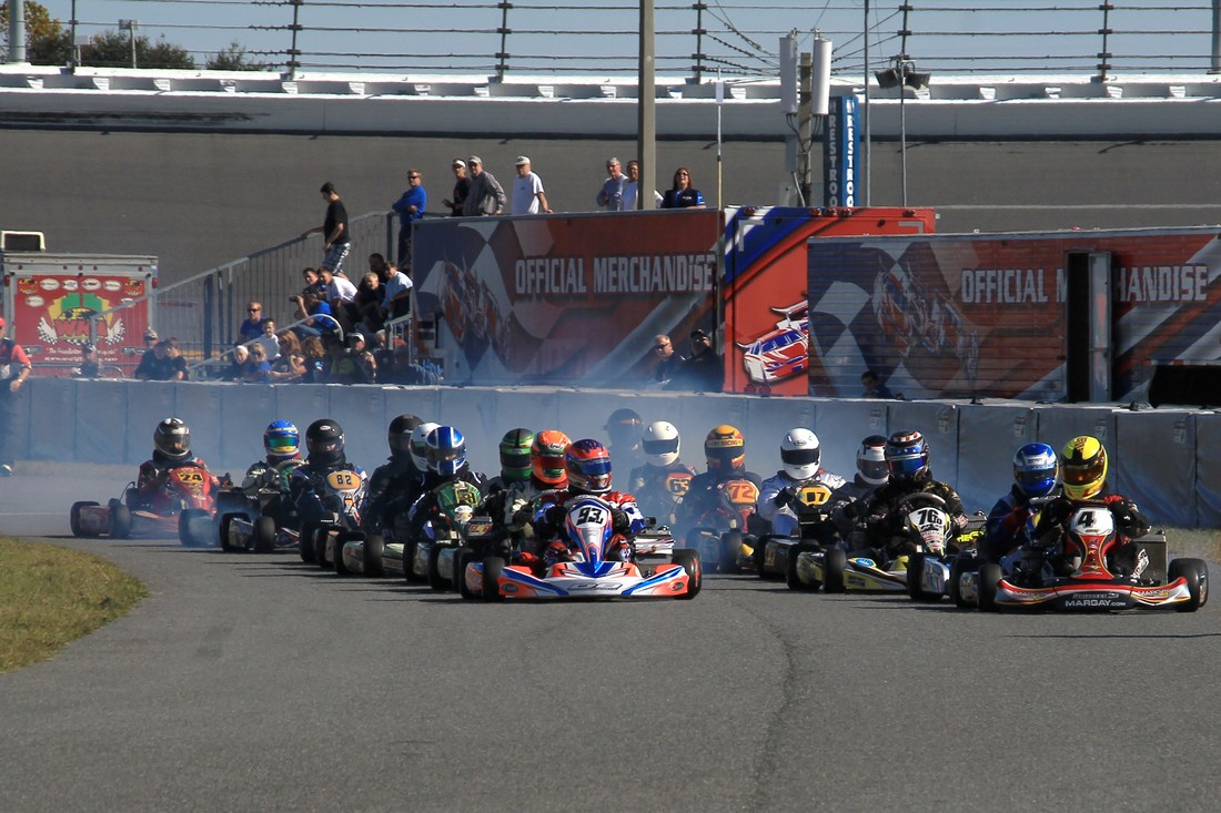 World Karting Races Daytona 141