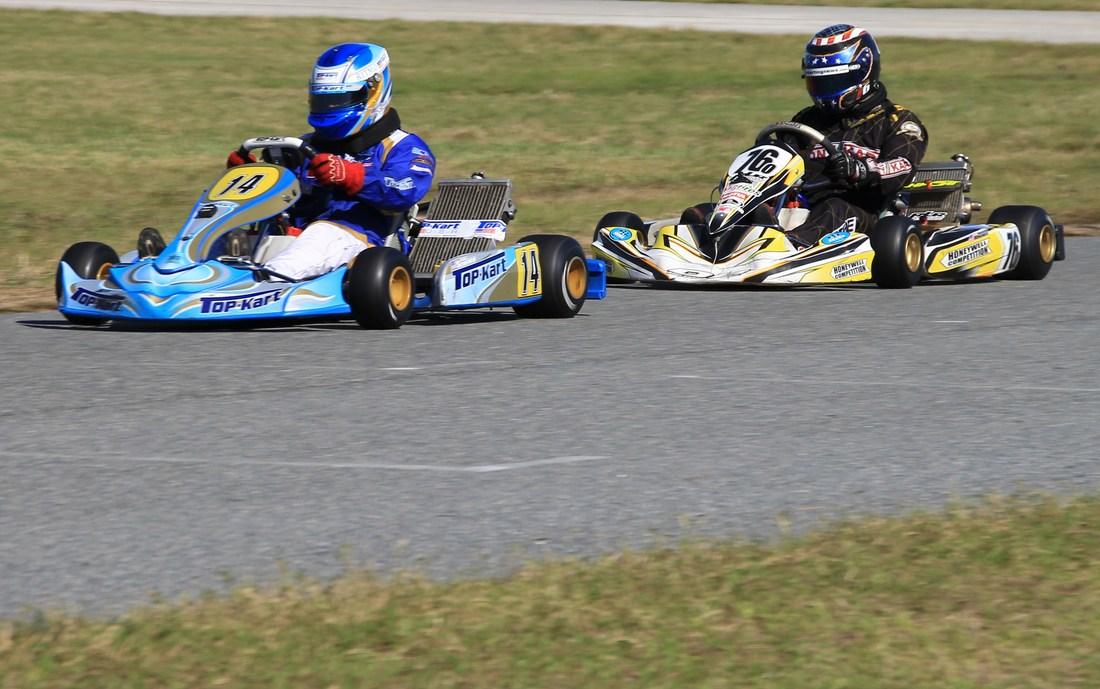World Karting Races Daytona 162