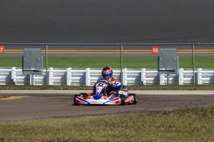 World Karting Races Daytona 170