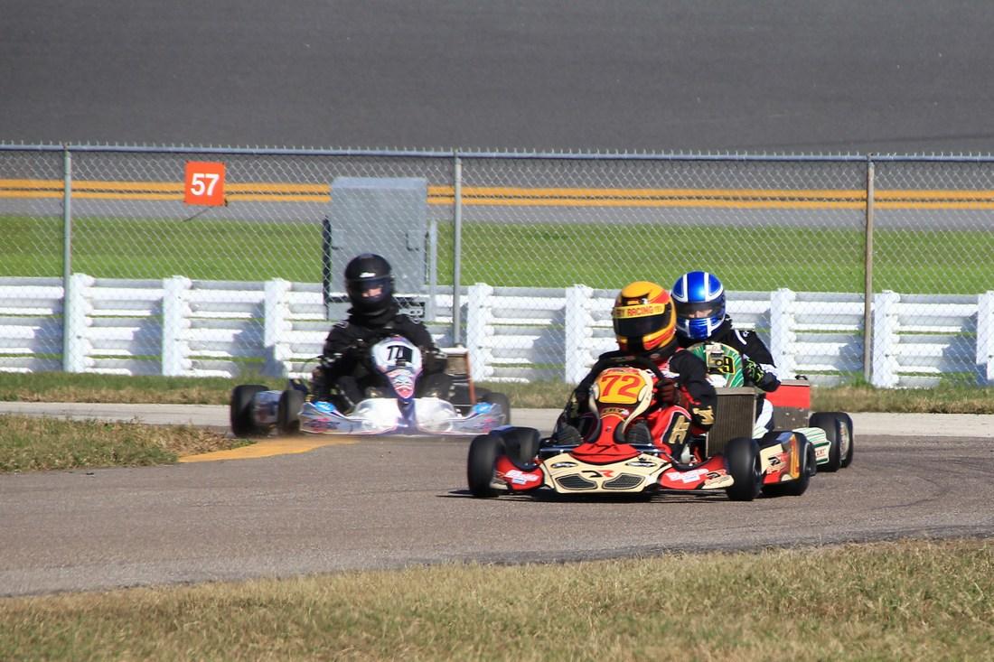 World Karting Races Daytona 173