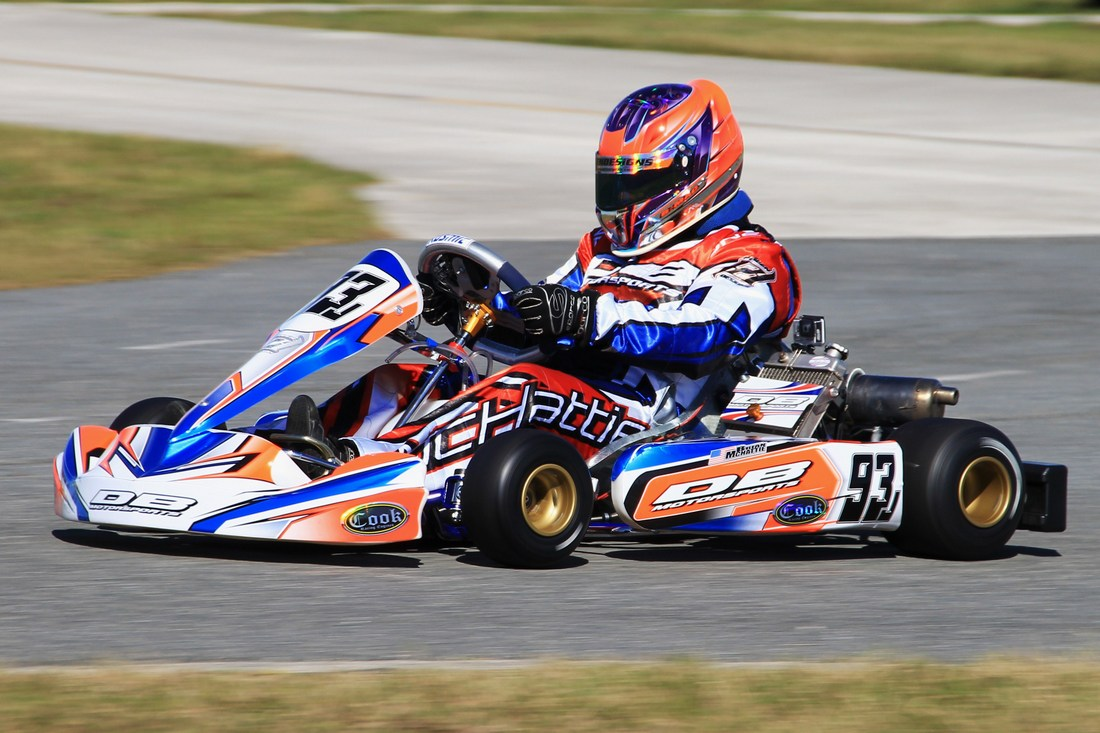 World Karting Races Daytona 189