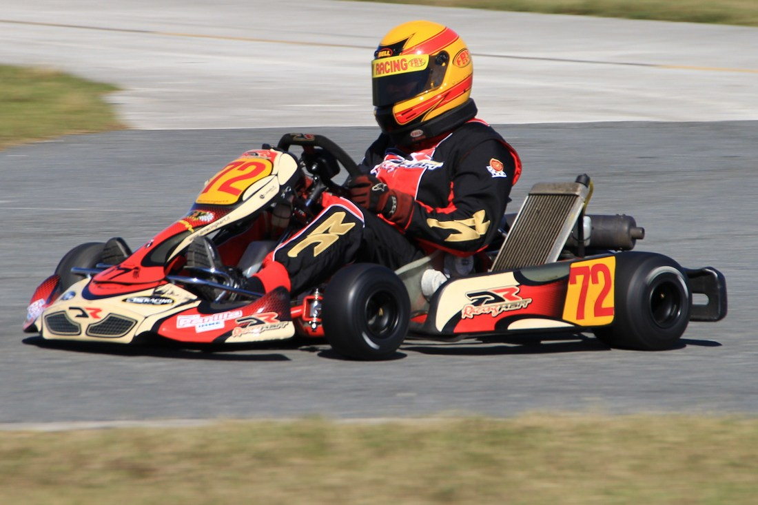 World Karting Races Daytona 190