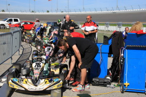 World Karting Races Daytona 195