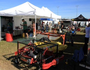 World Karting Races Daytona 200