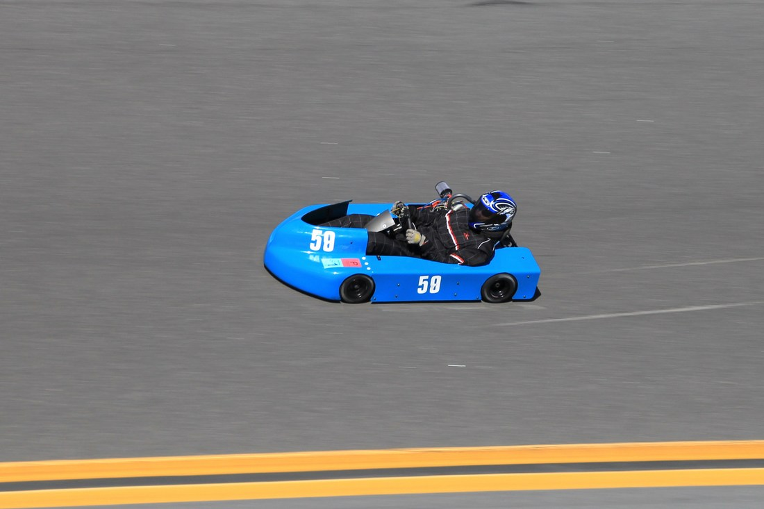 World Karting Races Daytona 210