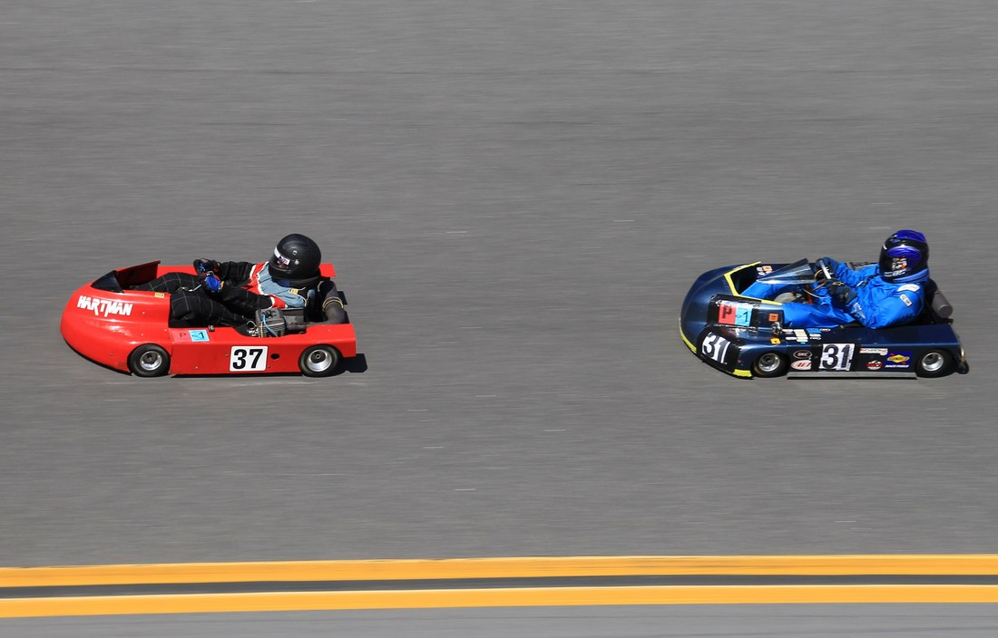 World Karting Races Daytona 218