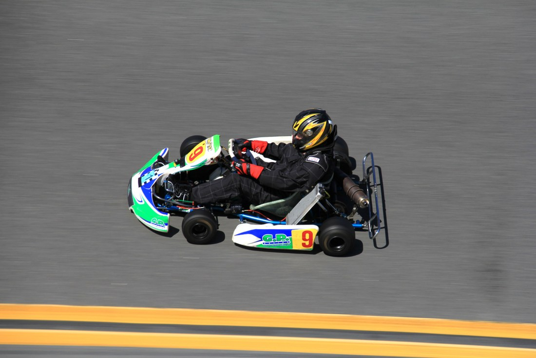World Karting Races Daytona 223