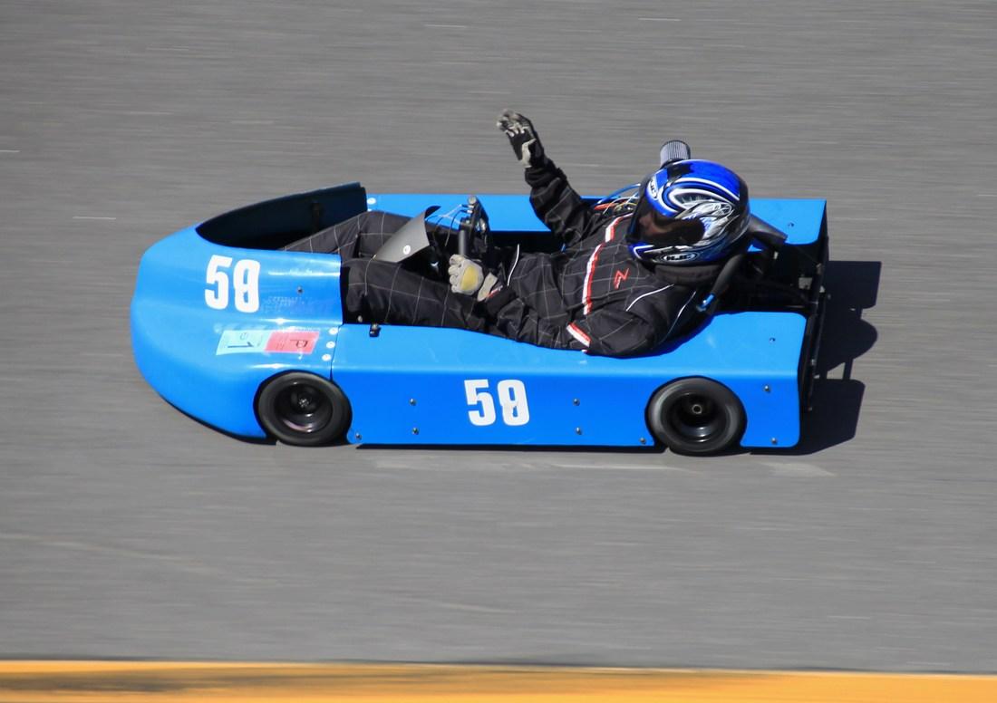 World Karting Races Daytona 241