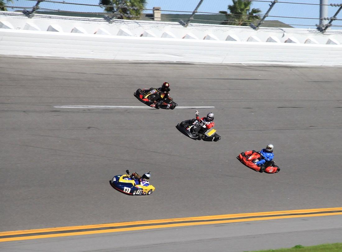 World Karting Races Daytona 243