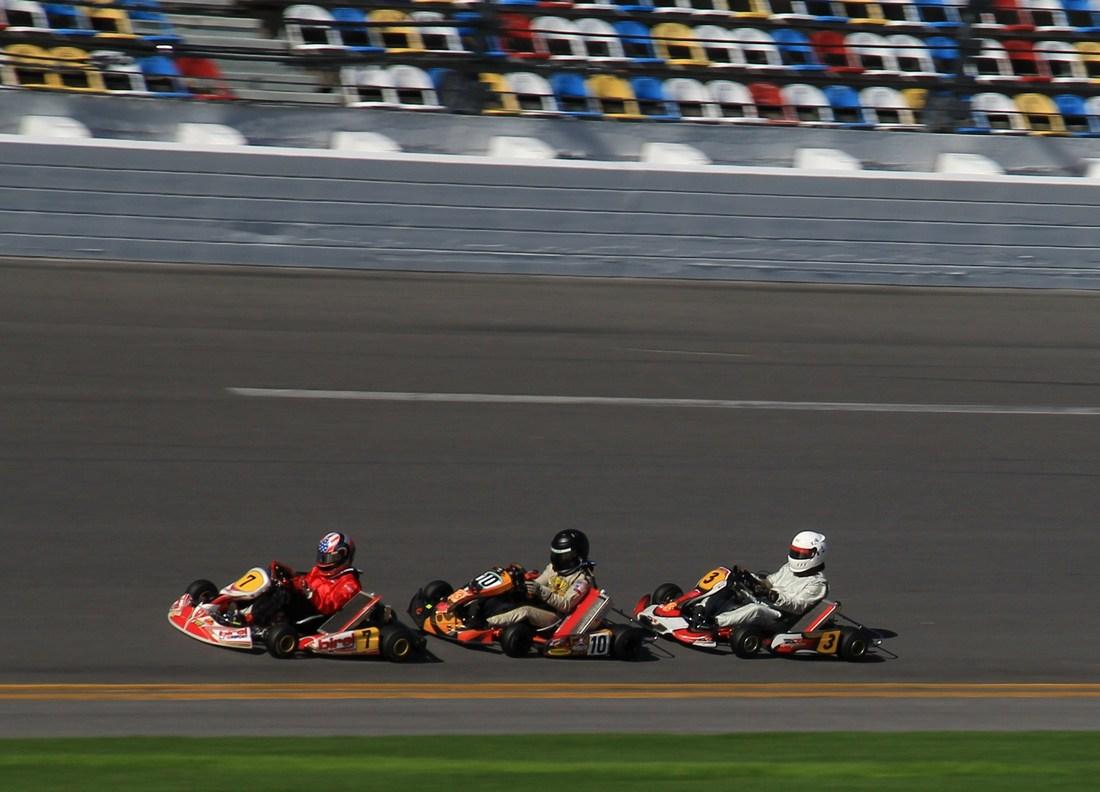 World Karting Races Daytona 275