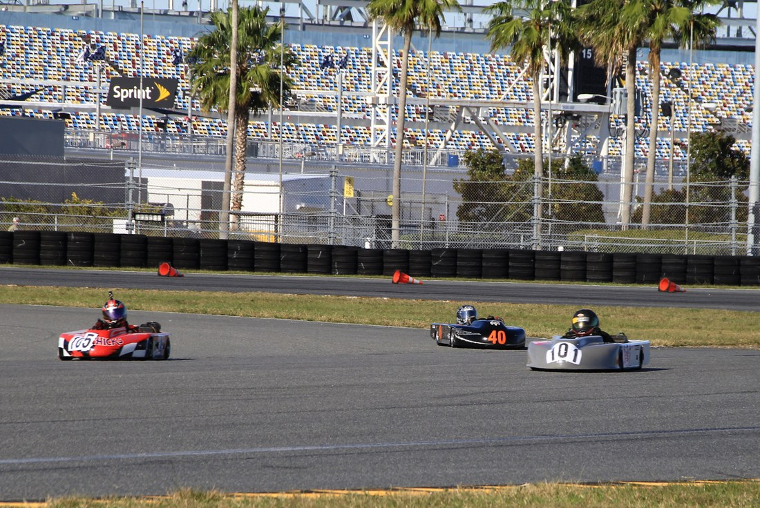 World Karting Races Daytona 327