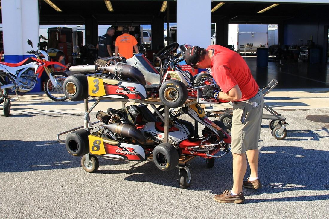 World Karting Races Daytona 346
