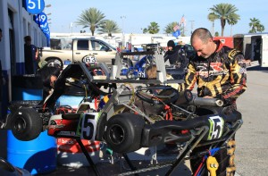 World Karting Races Daytona 354