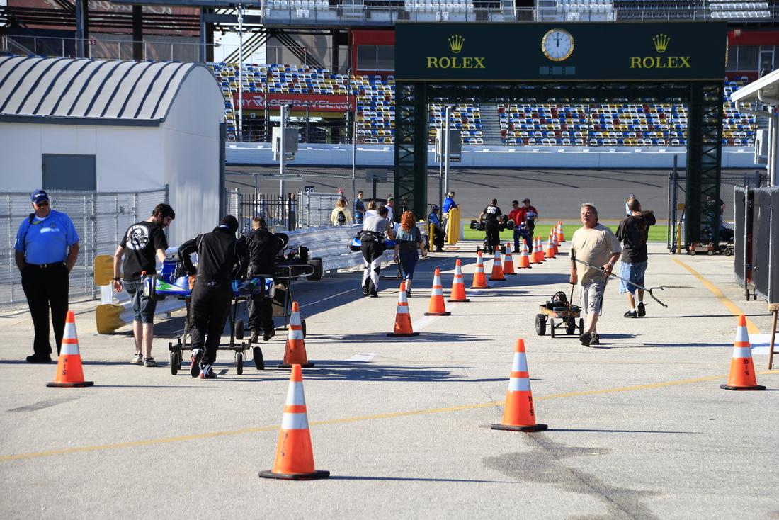 World Karting Races Daytona 357