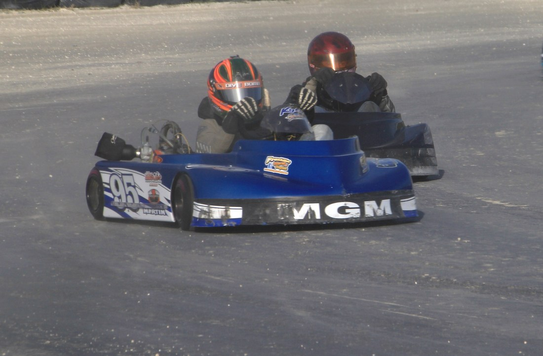 World Karting Races Daytona 405