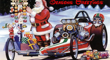 "Christmas Memories from ""The Fast Lane"""