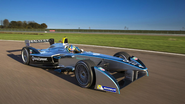 Formula-E Race Car