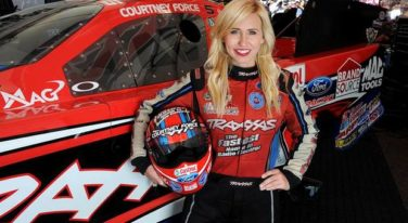 Five Questions with Courtney Force