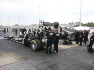 Brittany Force 2014 Top Fuel Dragster 2