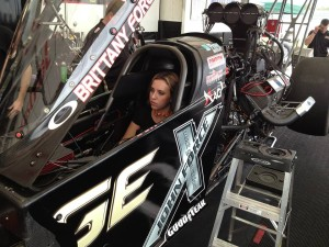 Brittany Force 2014 Top Fuel Dragster 3