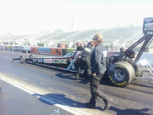 Brittany Force 2014 Top Fuel Dragster 4