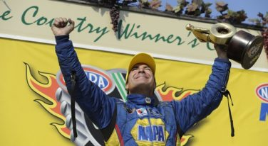 Championship Aspirations Keeps Capps in the Racing Groove