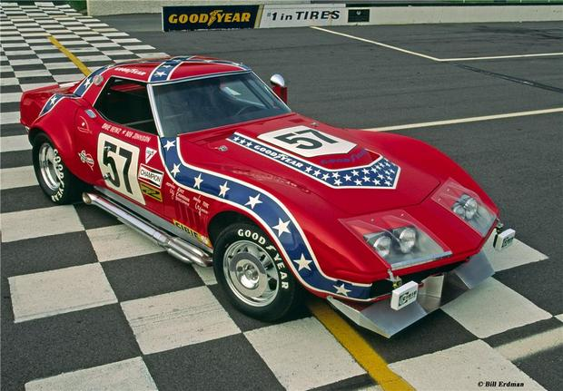 1969 Chevrolet Corvette 57 Rebel Convertible