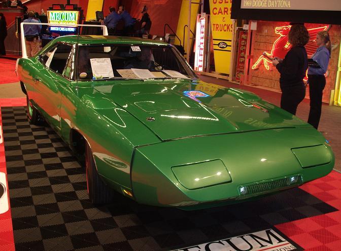 1969 Dodge Daytona 2