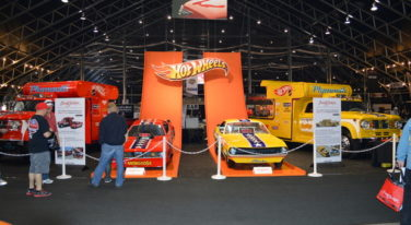 Icons and Iconoclasts at Barrett-Jackson