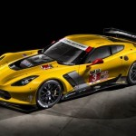 Corvette Racing Shows Off C7.R at NAIAS