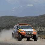 Stage 3 of Dakar Rally Underway
