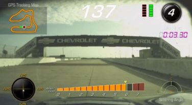 "The 2015 Chevrolet Corvette Performance Data Recorder Takes ""Track Apps"" to the Next Level"