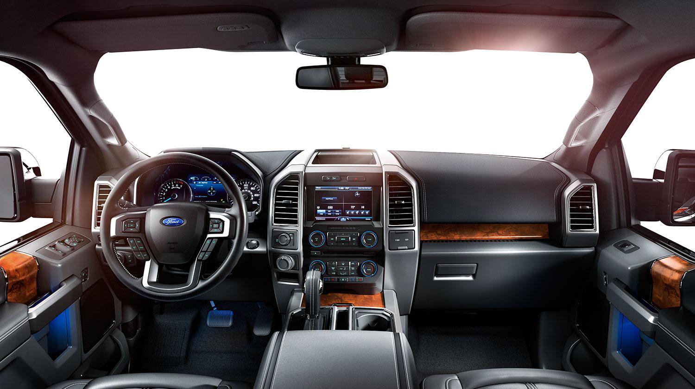 2015 Ford F 150 Interior 2