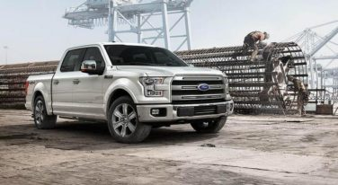 Ford Unveils 2015 F-150 at NAIAS